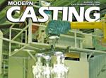 Casting Robot Robosuit