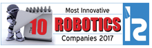 Most Innovative Robotics Compaines 2017