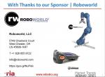 RIA Roboworld Webinar