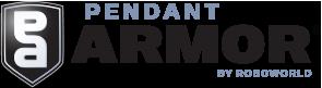 Pendant Armor Transparent Logo