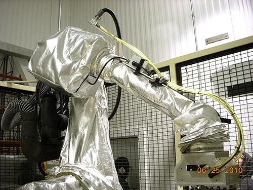 FANUC 710iC Roboworld Robosuit