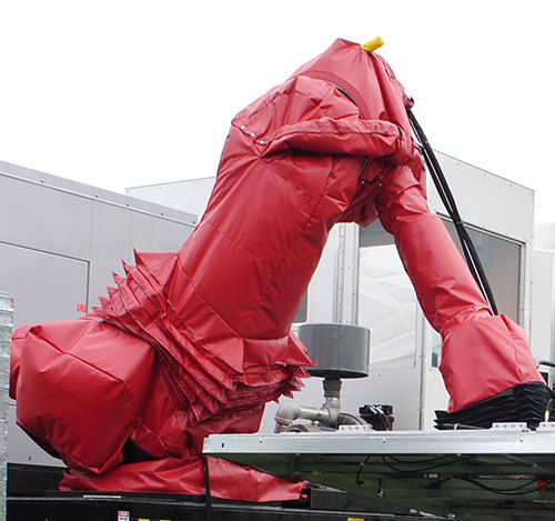 ABB IRB 7600 Roboworld Robosuit