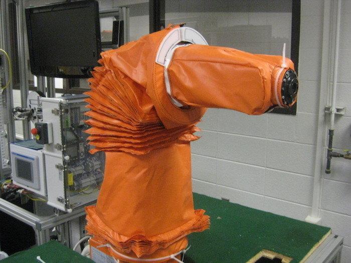 ABB IRB 120 Roboworld Robosuit