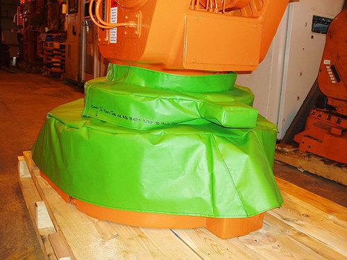 ABB IRB 6400 Roboworld Base Robosuit