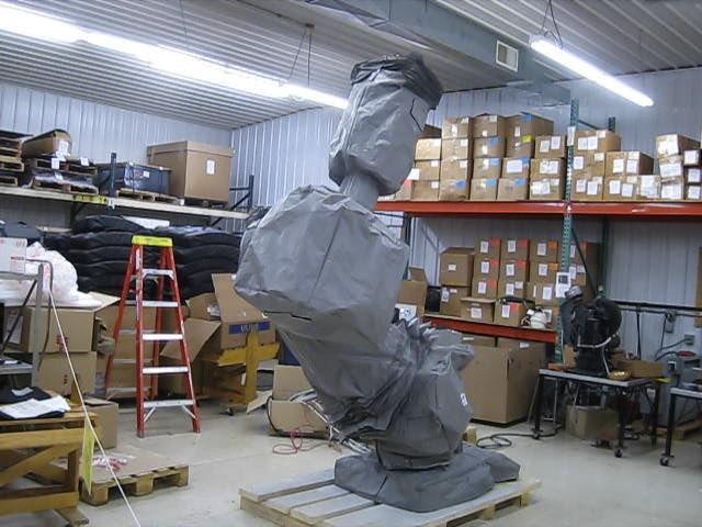 ABB IRB6700 Roboworld Robosuit