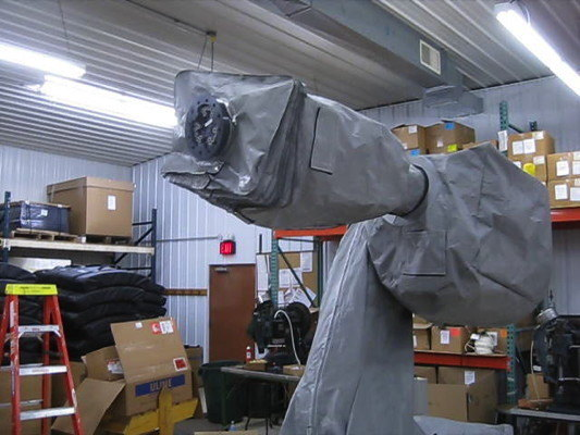 ABB IRB 6700 Roboworld Robosuit