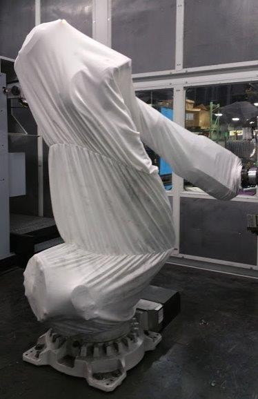 ABB IRB 6700 Roboworld Disposable Robosuit