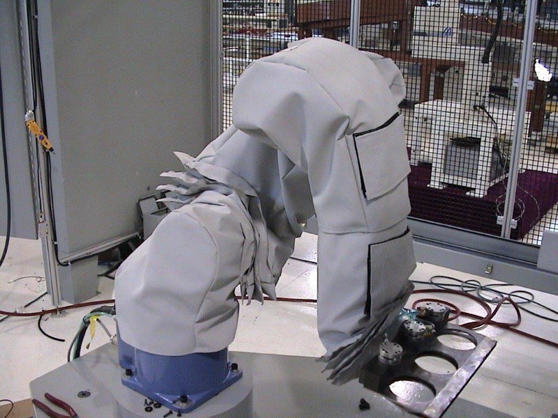 DENSO VS-6556 Roboworld Robosuit