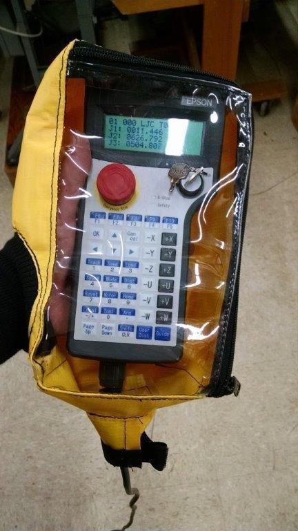 EPSON Mini Controller Roboworld Robosuit Enclosure