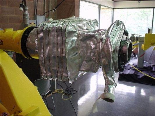 FANUC R2000 Roboworld Robosuit