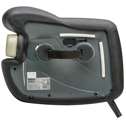 KUKA KRC4 KRC2 smartpad Pendant Armor Teach Pendant Bumper