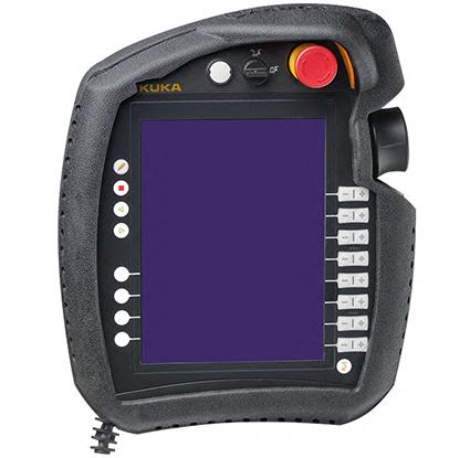 KUKA KR C4 smartpad Pendant Armor Teach Pendant Bumper