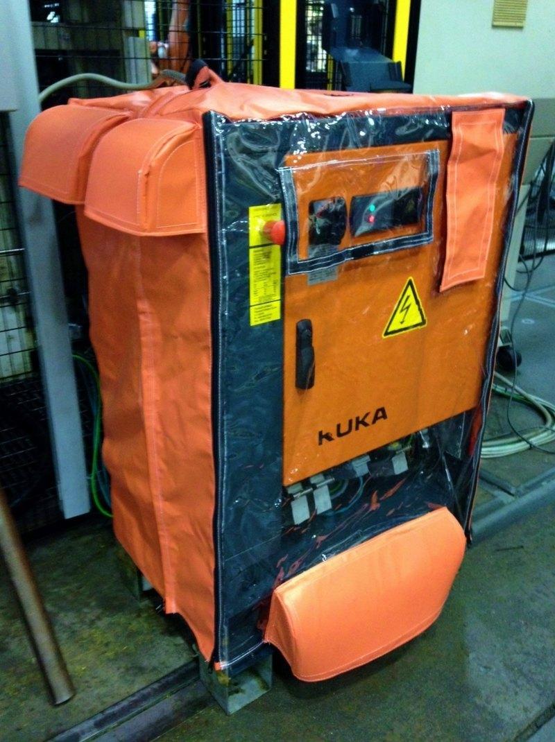 KUKA KRC4 Roboworld Controller Enclosure Robosuit