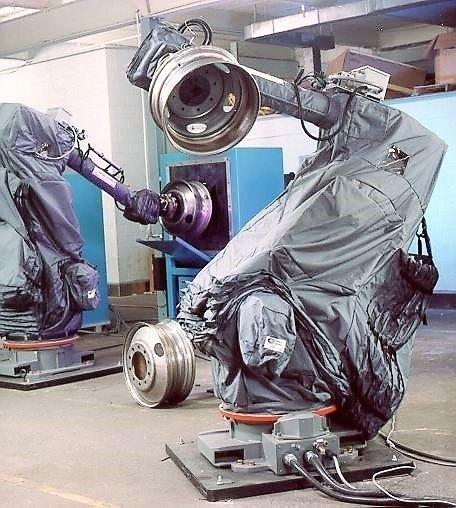 Motoman SK120 Roboworld Robosuit