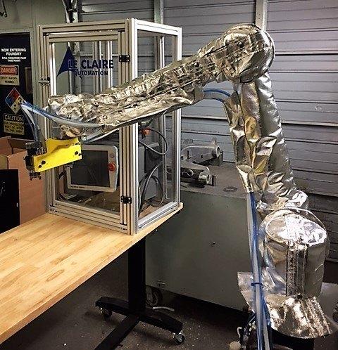Universal Robots UR10 Roboworld Robosuit