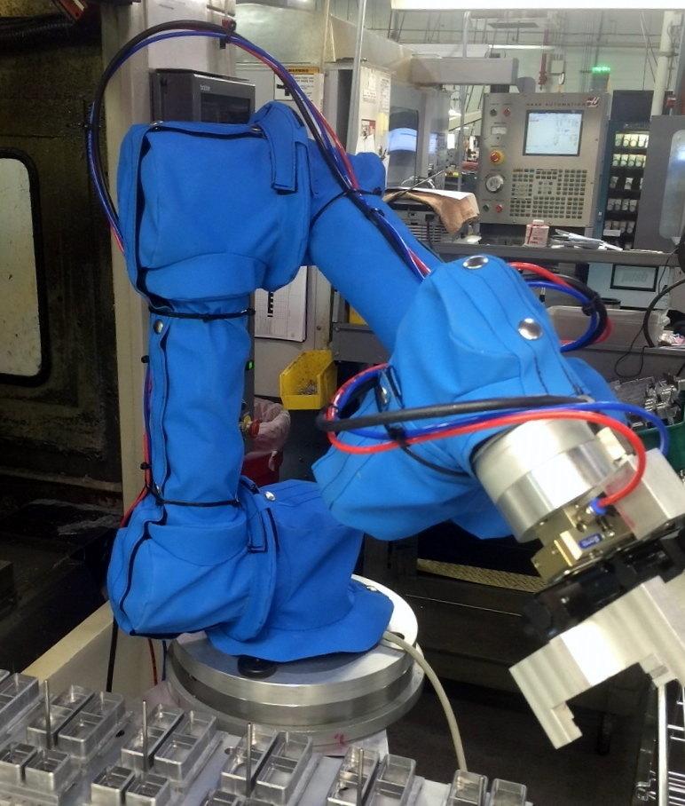 Universal Robots UR5 Roboworld Robosuit